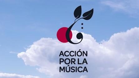 Presentación de la nueva imagen de Acción por la Música